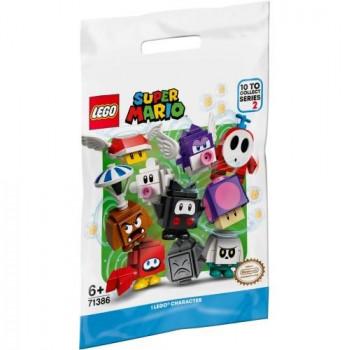 Lego SUPER MARIO 71386 Zestawy postaci S2