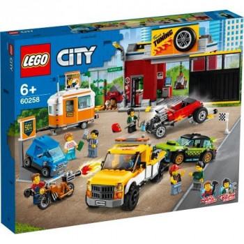 Lego CITY 60258 Warsztat tuningowy