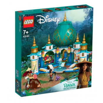 Lego DISNEY PRINCESS 43181 Raya i Pałac Serca