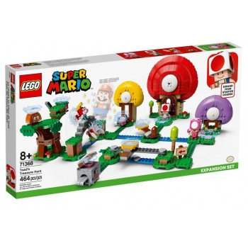 Lego SUPER MARIO 71368 Toad szuka skarbu