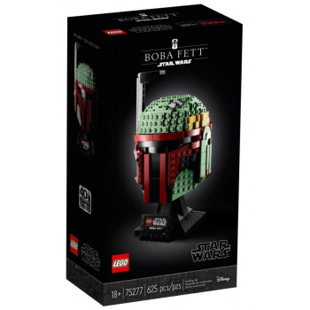Lego STAR WARS 75277 Hełm Boby Fetta