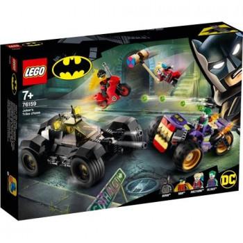 Lego SUPER HEROES 76159 Trójkołowy motocykl Jokera