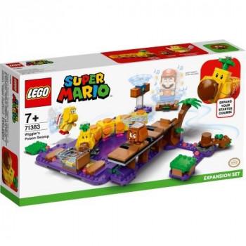 Lego SUPER MARIO 71383 Trujące bagno Wigglera