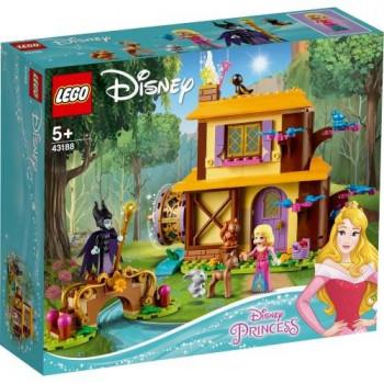 Lego DISNEY PRINCESS 43188 Leśna chatka Aurory