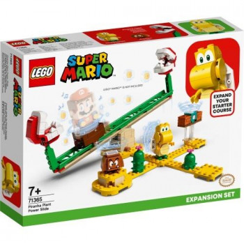 Lego SUPER MARIO 71365 Megazjeżdżalnia Piranha