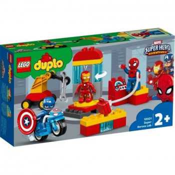 Lego DUPLO 10921 Laboratorium superbohaterów