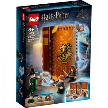 Lego HARRY POTTER Chwile z Hogwartu Transmutacja