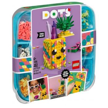 Lego DOTS 41906 Pojemnik na długopisy Ananas