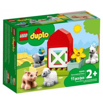 Lego DUPLO 10949 Zwierzęta gospodarskie
