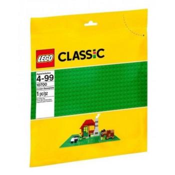 Lego CLASSIC 10700 Zielona płytka konstrukcyjna