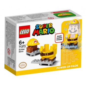 Lego SUPER MARIO 71373 Mario budowniczy dodatek