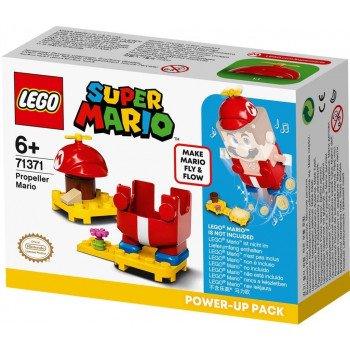Lego SUPER MARIO 71371 Helikopterowy Mario dodatek