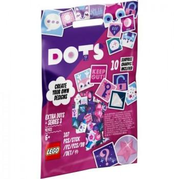 Lego DOTS 41921 Dodatki DOTS S3