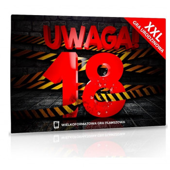XXL Uwaga! 18 Urodziny