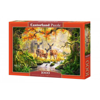 Puzzle 1000 Royal Family CASTOR