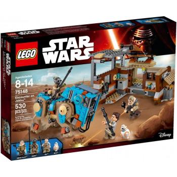 Lego STAR WARS 75148 Spotkanie na Jakku