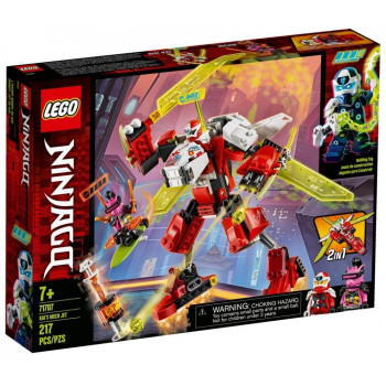Lego NINJGAO 71707 Robot odrzutowiec Kaia