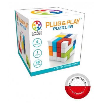 Smart Games Plug & Play Puzzler (ENG) IUVI Games