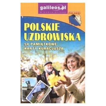 Karty pamiątkowe - uzdrowiska polskie