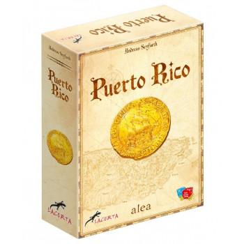 Puerto Rico (III edycja) LACERTA