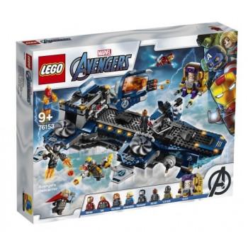 Lego SUPER HEROES 76153 Avengers Lotniskowiec