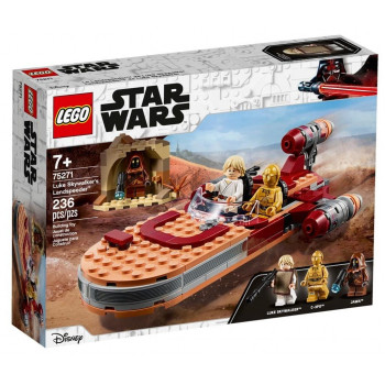 Lego STAR WARS 75271 Śmigacz Luke'a Skywalkera