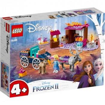 Lego DISNEY PRINCESS 41166 Wyprawa Elsy