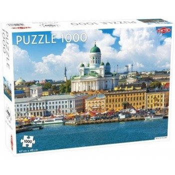Puzzle 1000 View of Helsinki