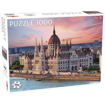 Puzzle 1000 Parliament in Budapest