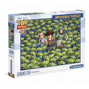 Puzzle 1000 Impossible Puzzle! Toy story 4