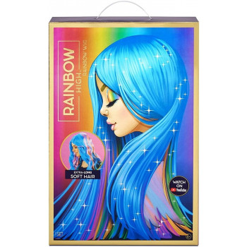 Rainbow High Role Play Wig (3szt)