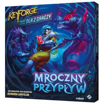 KeyForge: Mroczny Przypływ - Pakiet startowy REBEL