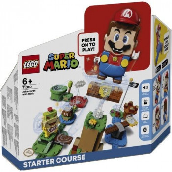 Lego SUPER MARIO 71360 Przygody z Mario starter