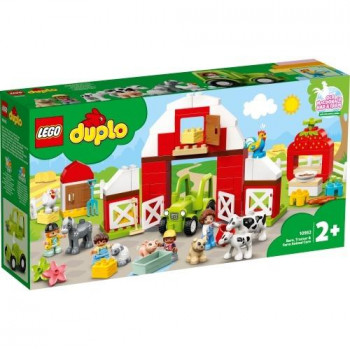 Lego DUPLO 10952 Stodoła, traktor i zwierzęta