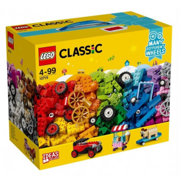 Lego CLASSIC 10715 Klocki na kółkach
