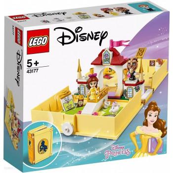 Lego DISNEY PRINCESS Książka z przygodami Belli