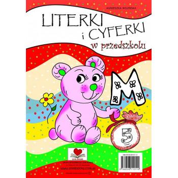 Literki i cyferki w przedszkolu