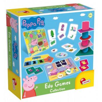 Świnka Peppa - moja kolekcja gier edukacyjnych