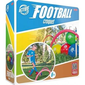 Gra plenerowa Futbolowy krokiet