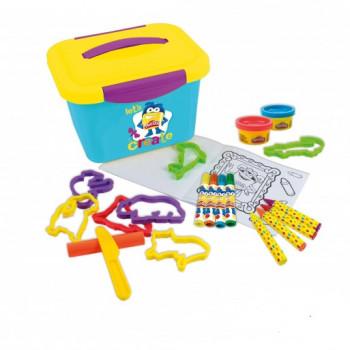 Play-doh Zestaw Plastyczny Ciastolina