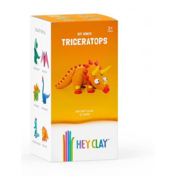Hey Clay - Triceratops