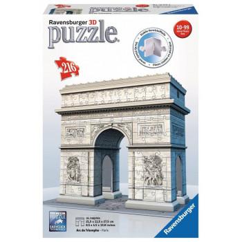 Puzzle 3d Łuk Triumfalny...