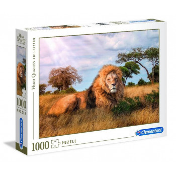 Puzzle 1000 HQ The king