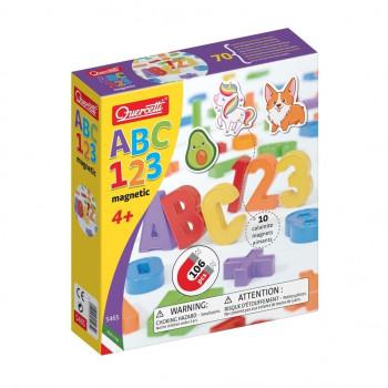 Magnetyczne ABC + 123