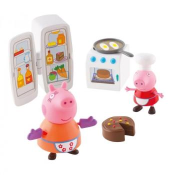 Peppa pig - Zestaw kuchnia