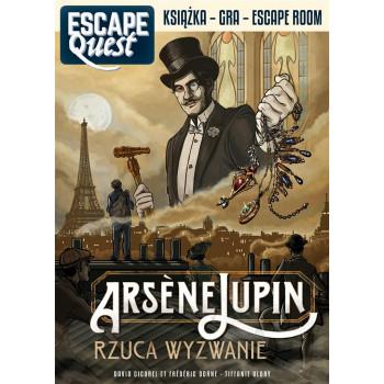 Arsne Lupin rzuca wyzwanie. Escape Quest
