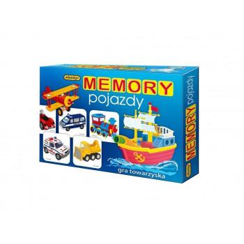 Memory - Pojazdy