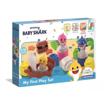 Clemmy Baby. Zestaw Baby Shark