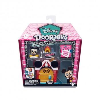 Doorables Zestaw Mini Domek Myszki Miki