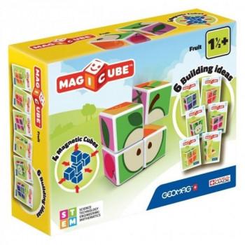 Geomag Magicube Fruit + Cards 7 el.